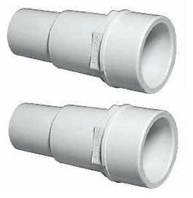 Vacuum adapters for Waterco pumps and filters