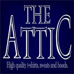 The Attic T-Shirts and Hoods