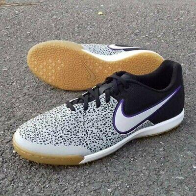 Nike Magista Pro IC Black Safari Indoor Court Futsal Football Boots UK 8 EU 42.5