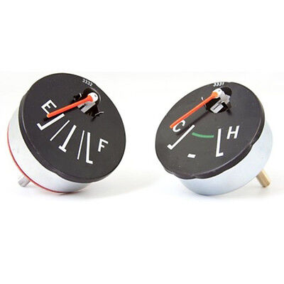 Omix-ADA Fuel & Temperature Gauge Set FOR Jeep CJ CJ5 CJ6 CJ7 CJ8 55-86 17209.01