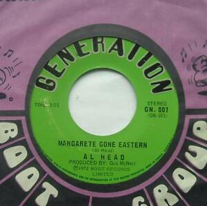 AL-HEAD-Margarete-gone-eastern-Walk-NM-CANADA-FOLK-PSYCH-1972-GENERATION-45