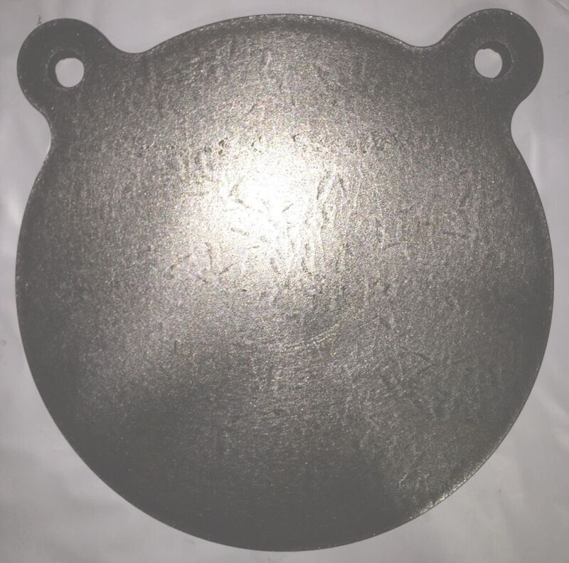 "AR500 Steel Target Gong 3/8"" X 10"""