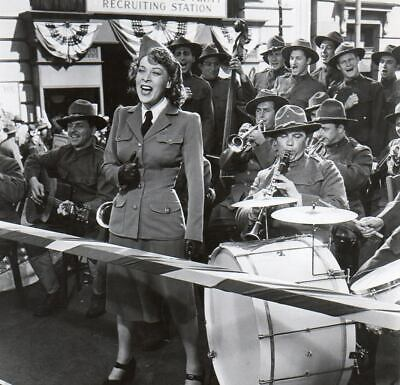 GERTRUDE NIESEN Singer Actress THIS IS THE ARMY Orig Photo IVING BERLIN Musical - $29.95
