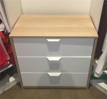 Chest of 3 Drawers - IKEA Vermont South Whitehorse Area Preview