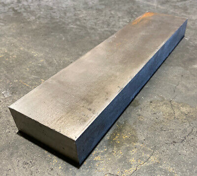 1 12 Thickness 304 Stainless Steel Flat Bar 1.5 X 3 X 12 Length