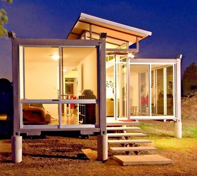 2bd1bth Shipping Container Home 960 Sq.ft