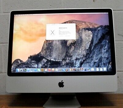 Apple iMac 3.06 GHz 24-inch Dual Boot