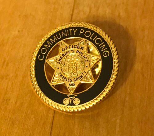 COMMUNITY POLICING Officer Sheriff