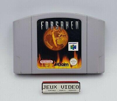 Forsaken Nintendo N64 PAL