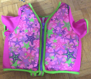 Life jacket for Girls (weight 20-33 lb)