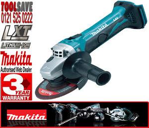 MAKITA-BGA452-Z-18V-115MM-CORDLESS-ION-LXT-ANGLE-GRINDER