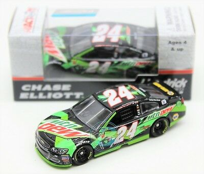 Chase Elliott 2017 Action 1 64  24 Mtn Dew All Star Chevy Nascar Monster Diecast