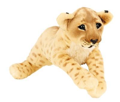 er Löwe Baby 60 cm Kuscheltier Softtier Stofftier Raubkatze (Löwe Plüsch)