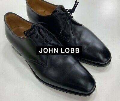 John Lobb £995 Size 7.5 RRP Luxury Shoemaker Mr Porter Office BroguesHarrods