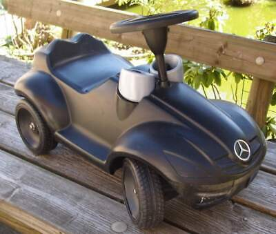 Big - Bobby Car - Mercedes in schwarz