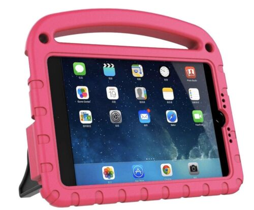 Ipad Mini  Shockproof Case With Handle And Stand