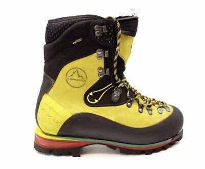 La Sportiva Mens Nepal EVO GTX Waterproof Mountaineering Boots US 9.5 EU 42.5 Nepal Evo Gtx Boot
