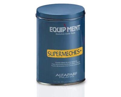 Alfaparf Equipment Supermeches+ 14.1 Oz. (Powder Bleach for Extra Lightening)