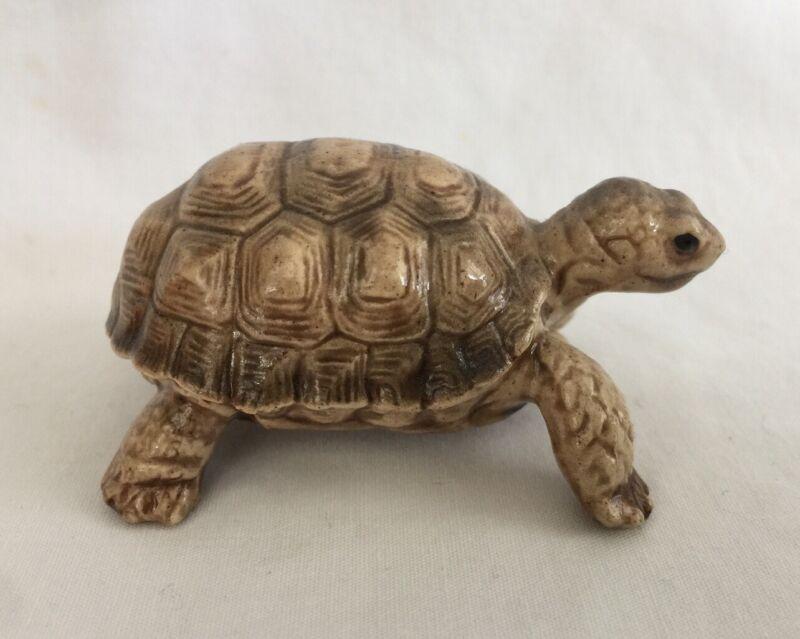 Hagen Renaker Miniature Tortoise