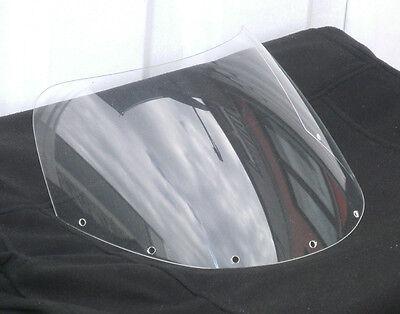 Zündapp KS 50 Verkleidungsscheibe Windschild Plexiglas Cockpit