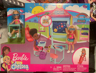 BARBIE Dreamhouse Adventures 6-inch CHELSEA Doll BeacH Park Playset NEW UNSEALED