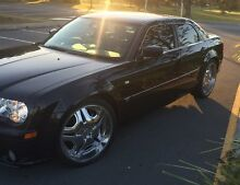 Chrysler 300c srt8 Mudgeeraba Gold Coast South Preview