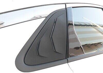 C Pillar Carbon Window Glass Molding Carbon Type For 2021 2022+ Kia K5 Optima