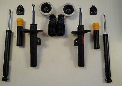 Staubschutz Stoßdämpfer Satz Vorderachse für BMW X3 F25 X4 F26