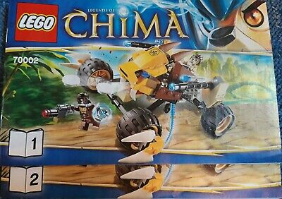 LEGO Chima - Lennox Löwen Buggy (70002) online kaufen