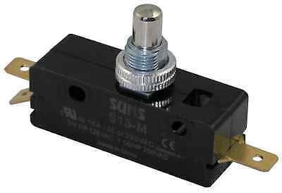 Suns S-13m Panel Plunger Snap Action 15a Micro Switch Askhc2j04ac