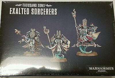 Warhammer 40K Horus Heresy Thousand Sons EXALTED SORCERERS