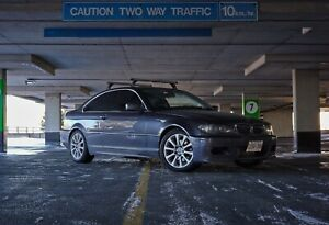 2005 BMW 325ci (E46 Coupe) (AS IS)