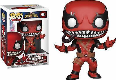 Funko Toys PoP! Marvel VENOMPOOL Deadpool 4in. Figure #300 venom pool