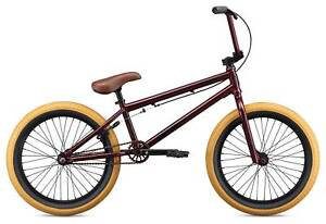 Freestyle BMX Mongoose Legion L100 (Red) 2018 RRP $519 Concord West Canada Bay Area Preview