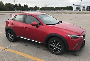 2016 Mazda CX3 GT - Tech pkg.