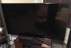 65 Inch 4K TV - Like New Condition