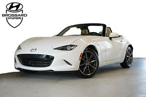 2016 Mazda MX-5 GT  A/C GPS CUIR MAGS