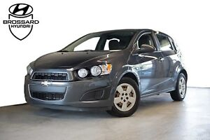 2013 Chevrolet Sonic LS A/C BLUETOOTH