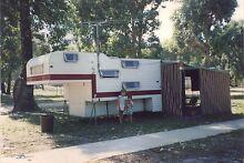 GLIDE ON CAMPER + CHEVY SILVERADO PICK-UP Wynnum Brisbane South East Preview