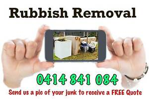 Rubbish, Old Furniture and White Goods Disposal