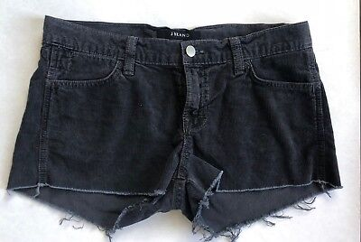 Cord Cut Off Short (J Brand Cut Off Cord Shorts in Vintage Basin - Size 26)