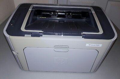 Hp B&w Laserjet (HP Laserjet P1505 B&W High Quality Compact Printer Model CB412A 1200dpi)