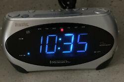 Emerson Research CKS1862  Smartset Digital Dual Alarm AM/FM Clock Radio Video