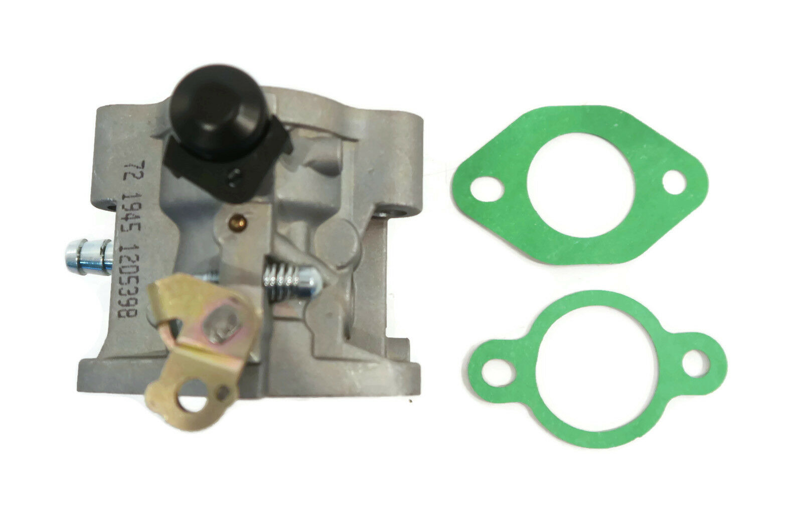CARBURETOR w/ GASKETS fits Kohler CH11 CH12.5 CH14 CV460 12-853-98-S ...