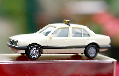 Herpa Opel Ascona, Taxi Neuf Boite 1/87 4008