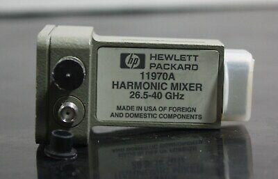Agilenthp 11970a Harmonic Mixer 26.540ghz