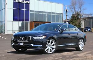 2017 Volvo S90 T6 Inscription AWD | FULL VOLVO WARRANTY TO 160K