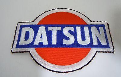"""DATSUN Cars Iron-On Automotive Car Patch 3.75"""" 240Z 280Z 510 610 720 for sale  Putnam"""