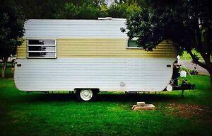 Retro renovated caravan West Beach West Torrens Area Preview