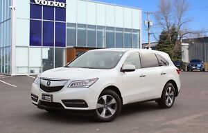 2016 Acura MDX AWD | HEATED LEATHER | BACK UP CAM | SUNROOF